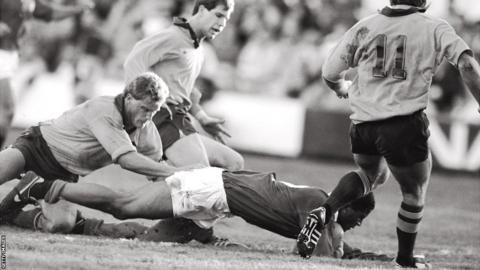 Jeremy Guscott 1989