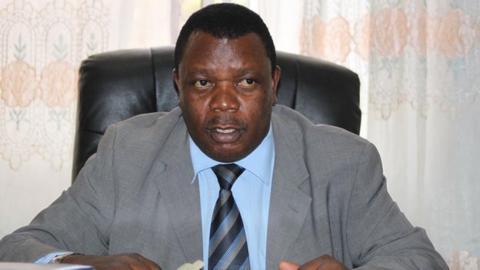 Cecafa Secretary General Nicholas Musonye