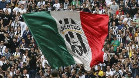 Juventus fans
