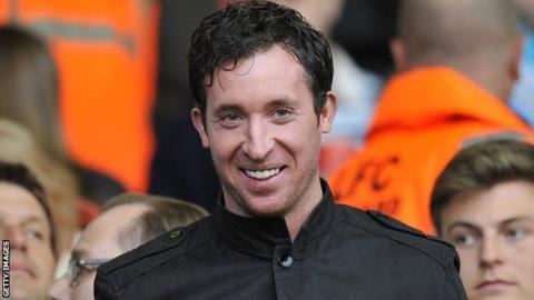 Robbie Fowler at Anfield
