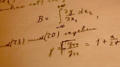 Maths formula
