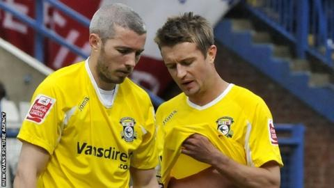Kevin McNaughton and Stephen McPhail
