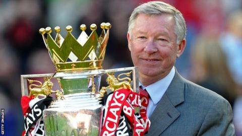 228c792f6 Sir Alex Ferguson will step down as Manchester United manager at the end of  the season after 26 years in charge.