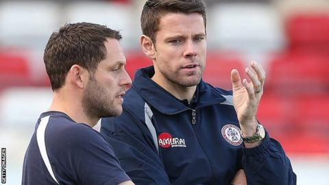 Leam Richardson & James Beattie