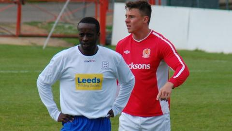 Jersey v Middlesex Wanderers