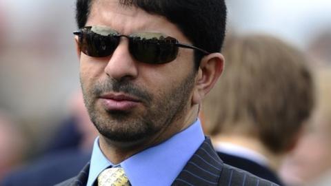 Godolphin trainer Saeed bin Suroor