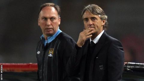 David Platt and Roberto Mancini