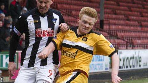 Scott Smith has made 19 loan appearances for Dumbarton