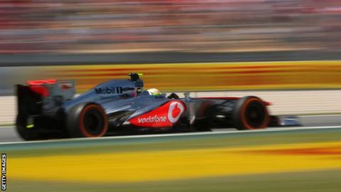 formula 1: honda to return in 2015 as mclaren engine supplier - bbc