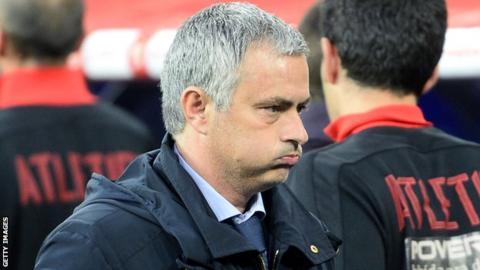 Jose Mourinho: Real Madrid season worst of my career