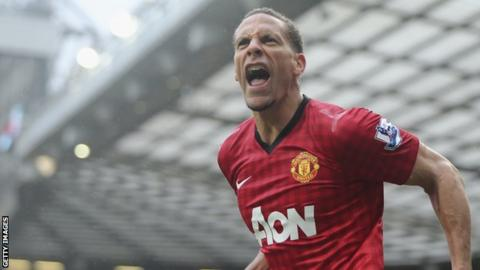 Manchester United: Rio Ferdinand signs new deal at Old Trafford