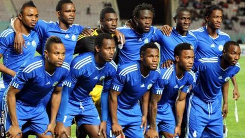 Sierra Leone national football team