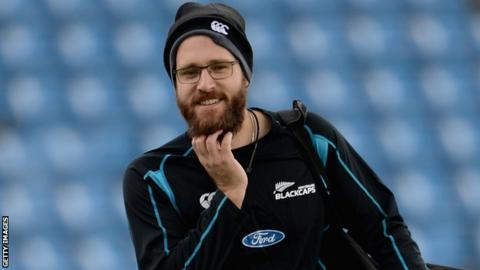 England v New Zealand: Daniel Vettori out of Headingley Test