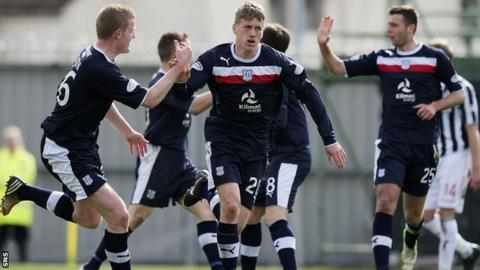 Dundee players