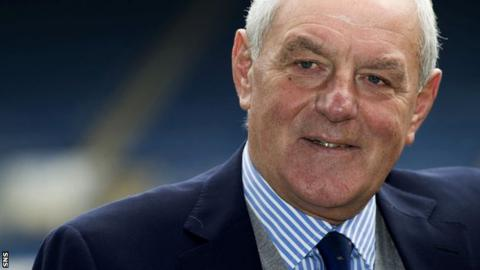 Former Rangers boss Walter Smith