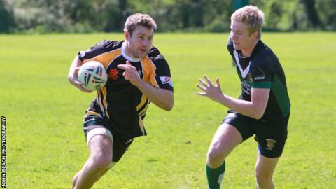 Cornish Rebels beat Exeter Centurions in their first-ever game