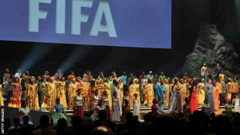 Fifa congress meets in Mauritius
