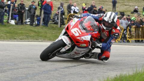 Michael Dunlop (Superstock race)