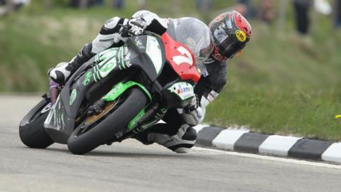 Gary Johnson (Superstock race)