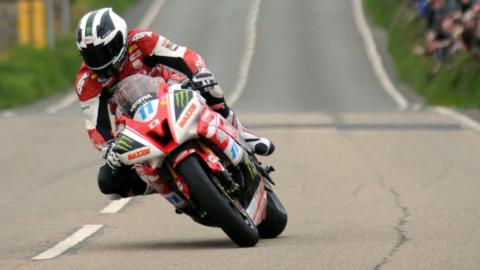 William Dunlop (Supersport race 1)