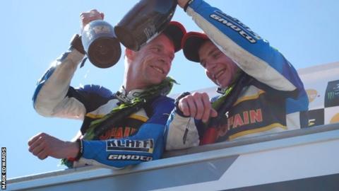 Ben and Tom Birchall
