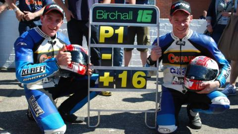 Tom and Ben Birchall