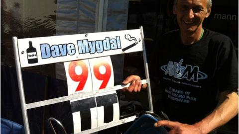 Dave Madsen-Mygdal