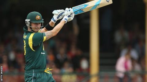 Australia captain Michael Clarke