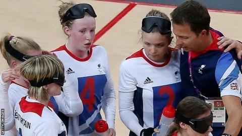 GB women's handball