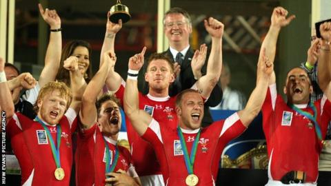 Wales won the World Cup Sevens in 2009