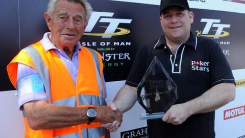 Isle of Man TT award