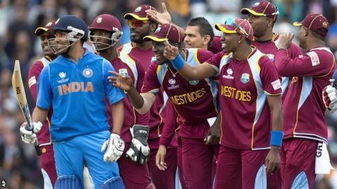 West Indies remain in good spirits despite defeat against India
