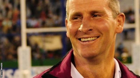 England coach Stuart Lancaster