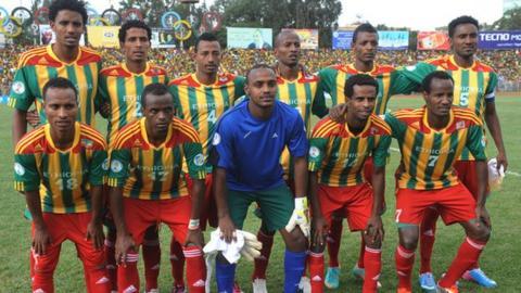 Ethiopia's national football team