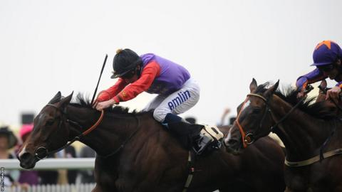 Ryan Moore and Estimate
