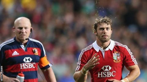 Neil Jenkins (left) and Leigh Halfpenny