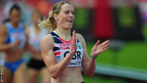 Eilidh Child won comfortably in Gateshead