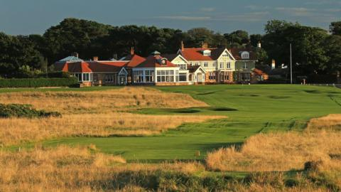 The 18th at Muirfield