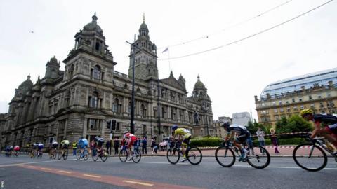 Glasgow's City Chambers