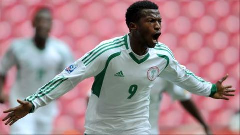 Nigeria's Olarenwaju Kayode