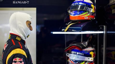 British Grand Prix Daniel Ricciardo