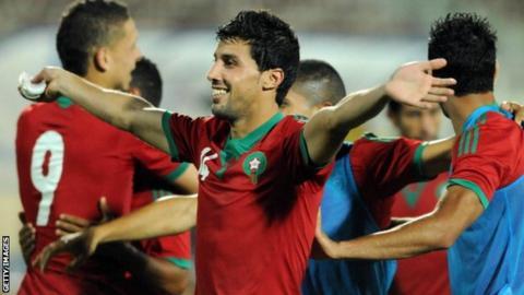 Morocco's Berrabah Mohamed