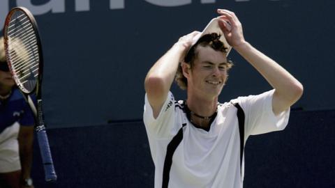Murray wins US Open boys title