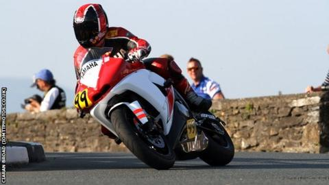David Jukes by Ciaran Broad (iomttphotos.co.uk)