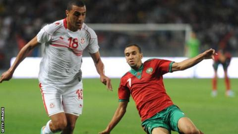 Morroco draw 0-0 with Tunisia