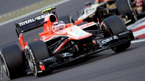 Marussia to use Ferrari's new V6 engine next season