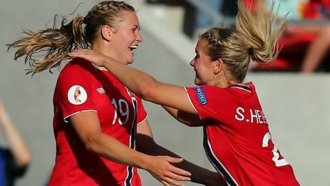 Germany 0-1 Norway