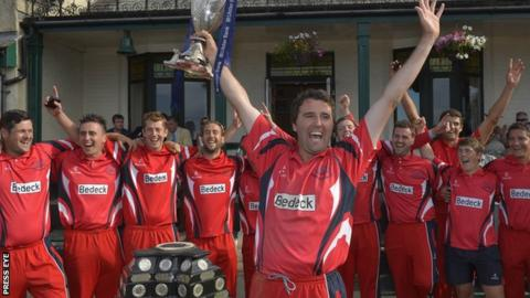 Waringstown beat Instonians in the NCU Challenge Cup final