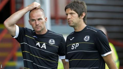 Alan Archibald and Scott Paterson