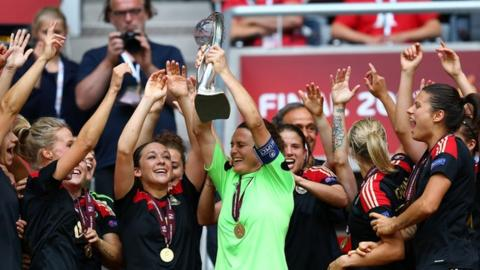 Germany win Women's Euro 2013